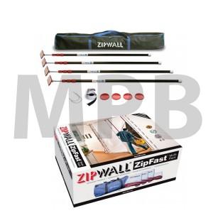 ZipWall Starter Kit (ZP4 + ZFMP)