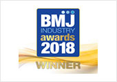 BMJ Industry Awards 2018 - Winner